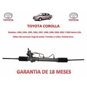 Caja Direccion Hidraulica Cremallera Toyota Corolla 93