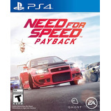 Need For Speed Payback Ps4 Digital