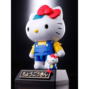 Jp Baidai Chogokin Hello Kitty Blue Version
