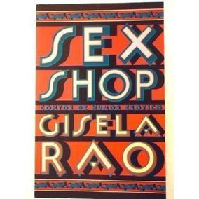 Livro Sex Shop Gisela Rao