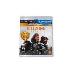 Killzone Trilogy - 3 Jogos + Mapas Midia Fisica Lacrado