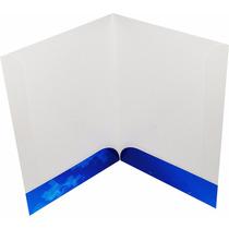 Mil Folders Pestaña Espacio Para Tarjeta De Presentación
