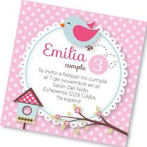 Invitaciones Cumpleaños Souvenir Candybar Fiestas Infantiles