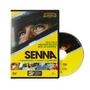 Dvd Senna O Brasileiro, O Herói, O Campeão Original Lacrado