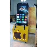 Rockola Iphone Desmontable 2 Pzas Mueble Lista Para Trabajar