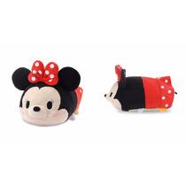 Peluche Tsum Tsum Minnie Mouse Mediano 27 Cm Disney Store