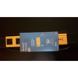 Regleta Multicontacto Voltech Con Protector De Picos