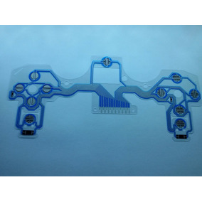 5 Pelicula Flex Controle De Ps4 Jds 011 Circuito Manta Play4