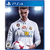 Ps4 Juego Fifa 2018 Playstion 4 Latino Fifa18 Fulbol Latino