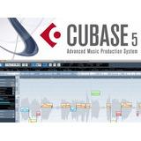Cubase 5 Pro Full Con Vari Audio. 32 Y 64 Bits