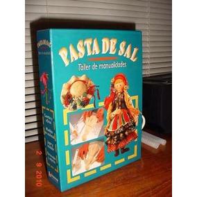 Pasta De Sal Taller De Manualidades Coleccion 4 Libros
