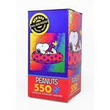 Rompecabezas Snoopy Peanuts Balsa Inflable 550 Piezas