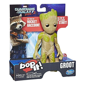 Baby Groot Bop It- Guardian Of The Galaxy Vol. 2 - Hasbro