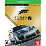 Juego Xbox One Forza Motorsport 7 Ultimate Edition