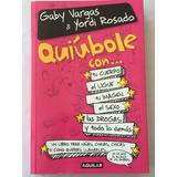 Gaby Vargas & Yordi Rosado - Quíubole Con...