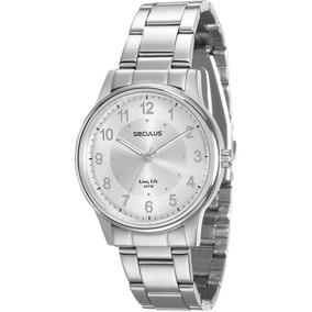 Relógio Feminino Seculos Analógico Social 28665l0svna1