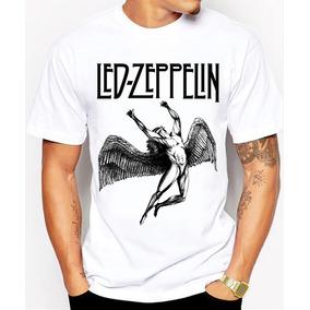 Fabulosas Playeras Panda Xd Led Zeppelin Modelo Nuevo