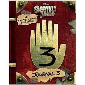 Livro Gravity Falls - Journal 3