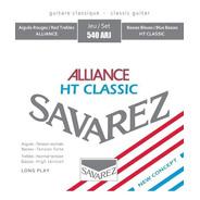 Encordado Guitarra Clásica Savarez 540arj Alliance T.híbrida