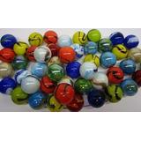 150 Canicas Bolas 1.5cm Diametro De Lujo Envio Gratis