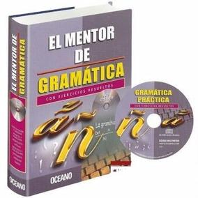 El Mentor De Gramática Ed. Oceano + Cd