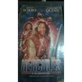 Hercules E As Amazonas - Vhs Filme