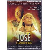 Dvd José - O Favorito De Deus (coleção Bíblia Sagrada)
