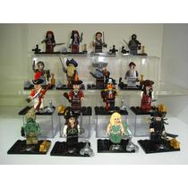 Lego Piratas Do Caribe Jack Sparrow 16 Lego Compatível