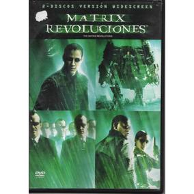 Matrix Revoluciones - Edición Especial - 2 Dvd