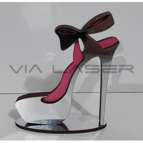 Souvenir Zapato Con Moño Ideal 15 Años