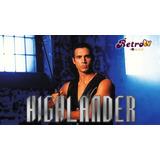 Highlander Serie Completa - 6 Temporadas Valor Por C/u