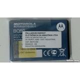 Bateria Motorola Original Bq50 P/ Celular W5 Pronta Entrega
