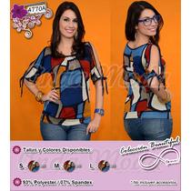Blusas Camisas Ultima Moda Damas Casuales Importadas Mayor