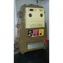 Robot 2xl Vintage Para Custom