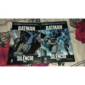 Batman Silêncio Parte 1 E 2