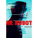 Mr Robot Tercera Temporada 3 Tres Dvd