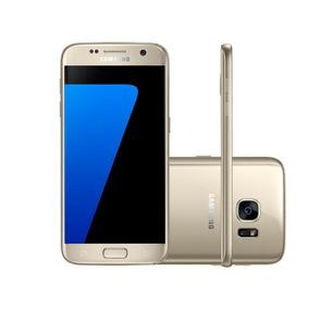 Samsung Galaxy S7 G930f 32gb-nacional+ Nota Fiscal - Vitrine