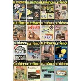 77 Revistas Saber Eletrônica Pdf Frete Grátis!