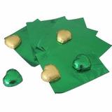 Aluminio Para Envolver Chocolates Morado Papel Estaño Foil