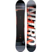 Tabla Snowboard // Nitro Team // 162 Cm