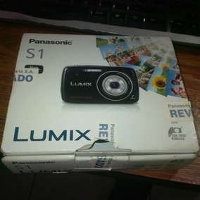 Camara Fotografica Panasonic Lumix 12.1mp Usada