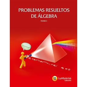 Ime Ita Lumbreras Álgebra Tomo 1 (resoluções)