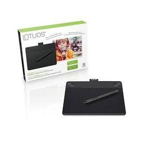 Wacom Tablet Intuos Photo Black Cth490pk