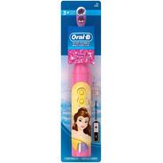 Cepillo De Dientes Eléctrico Princesas Disney, Oral-b
