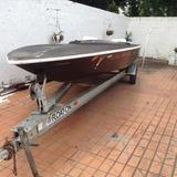 Trailler De Aluminio Para Lancha Deportiva O Pesca Hasta19
