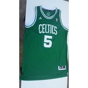 Camiseta Baquet Nba Celtics adidas Original Nueva