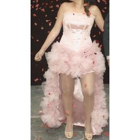 Vestido De 15 Usado - Veronica De La Canal