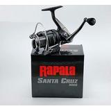 Reel Rapala Santa Cruz 3000 Pejerrey Spinning Super Fuerte