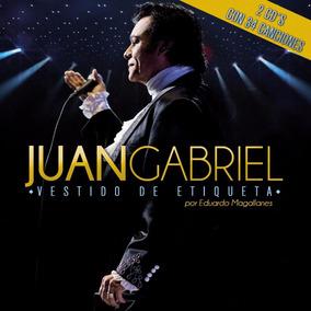 Juan Gabriel - Vestido De Etiqueta (2cd)
