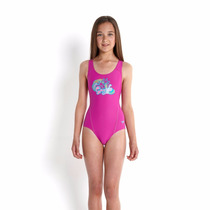 Malla Speedo Natacion Infantil Logo Placement Splashback